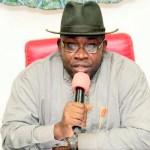 Seriake Dickson, Bayelsa State Governor