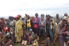 FILE PHOTO: A cross-section of internally displaced persons in Gombe