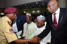FRSC Boss, Boboye Oyeyemi, bag productivity award