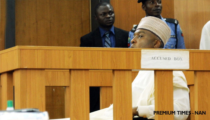 Tinubu, others hail dismissal of forgery case against Saraki, Ekweremadu