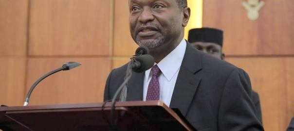 Minister of Budget and National Planning Sen. Udoma Udo-Udoma