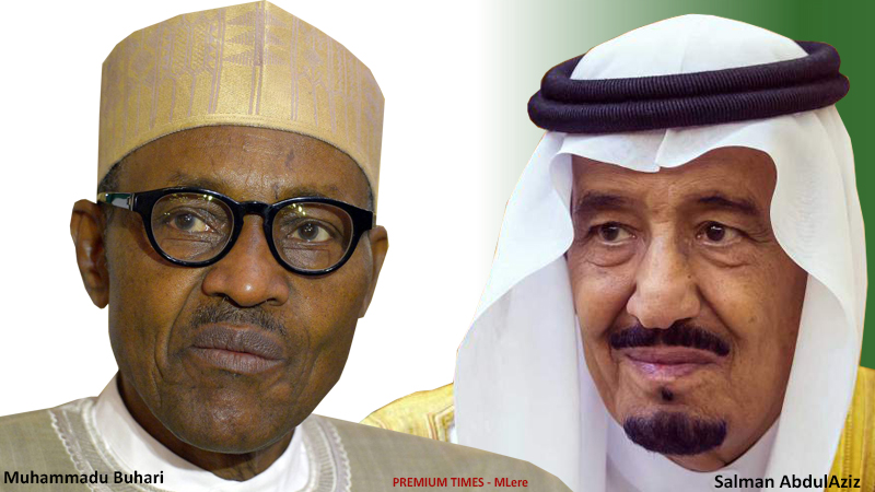 Salman And Buhari