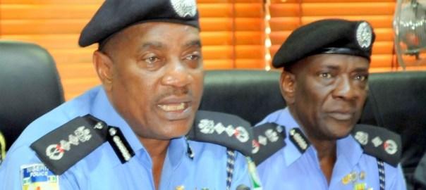 Former Inspector-General of Police, Solomon Arase