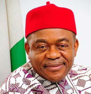 Abia State Governor, Theodore Orji.