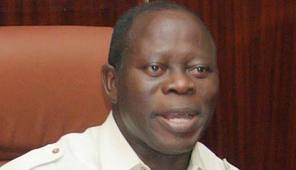 Governor Adams Oshiomhole of Edo State