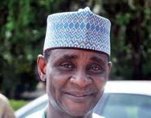 NFF President, Aminu Maigari