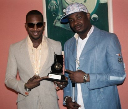 Dbanj & Don Jazzy: There's no junior partner in their company, Mo Hits