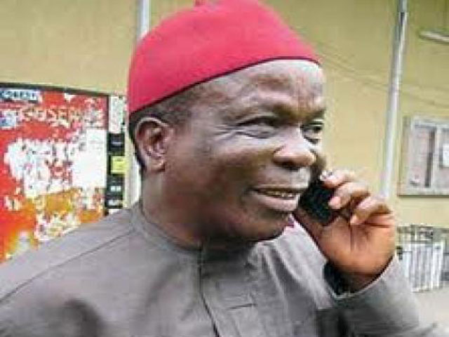 ASUU chairman, Ukachukwu Awuzie
