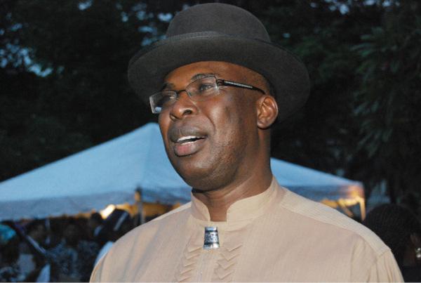 Former Bayelsa State Governor, Timipre Sylva