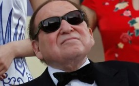 Sheldon Adelson finds a new nemesis: Online poker