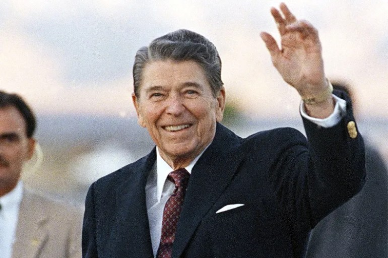 Reaganomics killed America's middle class