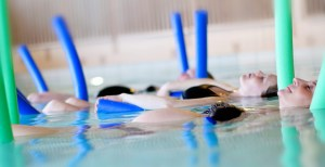 samamama gravidträning vattengymnastik förlossningsförberedelse halmstad