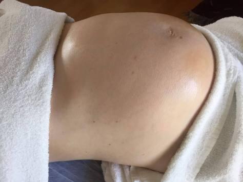 gravidmassage halmstad