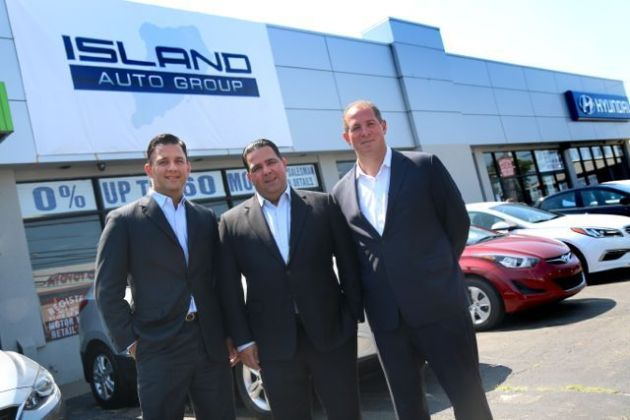 Island Auto Group buys 8 Manfredi dealerships   SILive com