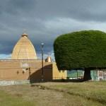 Indiska templet. Punta Arenas