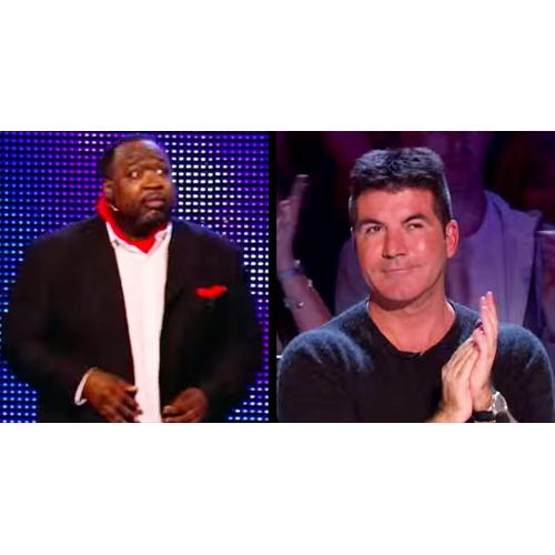 Medium Crop Of Simon Cowell Singing