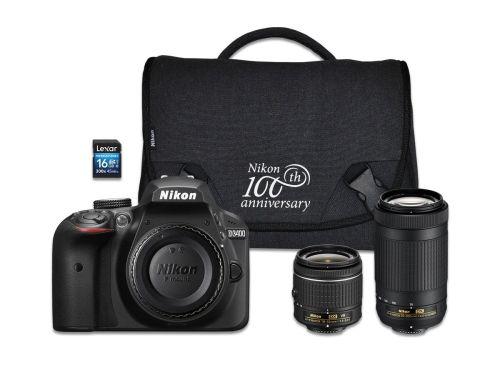 Medium Of Nikon D3400 Lenses
