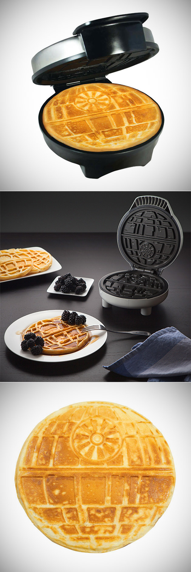 Large Of Star Wars Waffle Maker