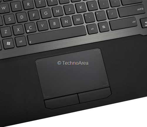 Asus_G75VW_Keyboard_Touchpad