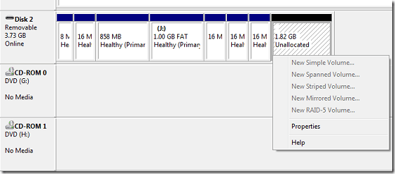 USB_Unallocated_Space_Greayed_Out_Options