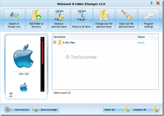 Folder_iChanger