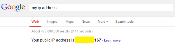 Your_IP_Address_Google