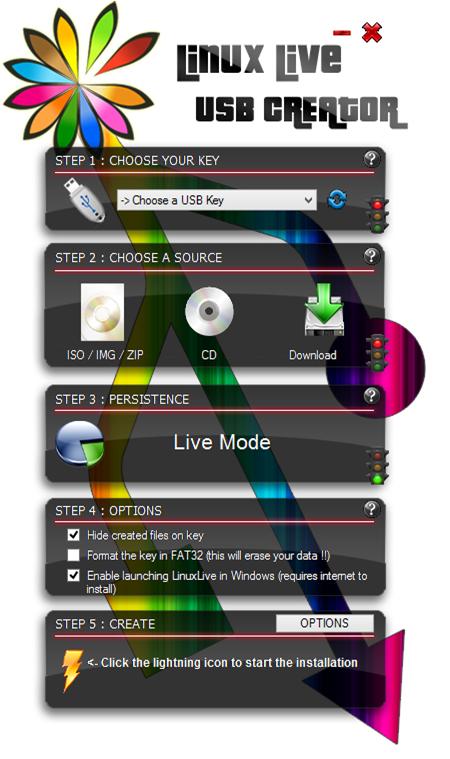 LinuxLive_USB_Creator