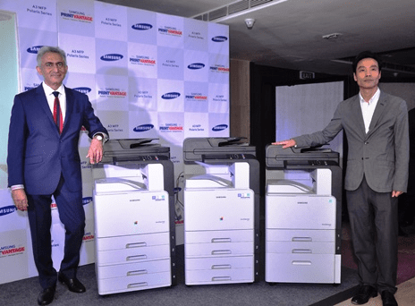 Samsung Printer Launch