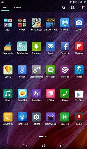 Asus Zenfone 7 FE171CG UI