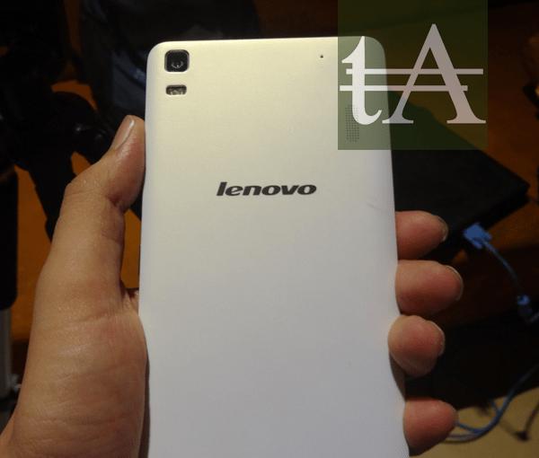 Lenovo A7000 Camera