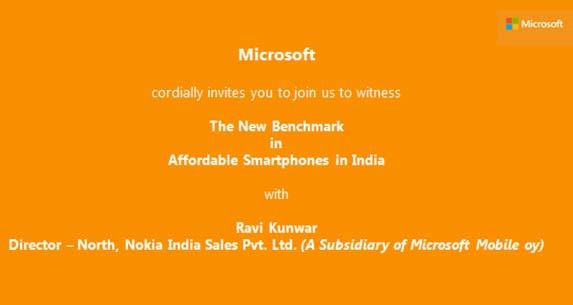 Microsoft Lumia 540 Invite
