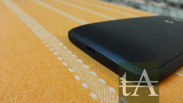 Motorola Moto E 2015 Port
