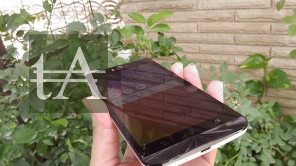 Asus ZenFone Selfie Display Screen