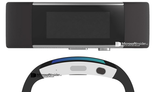 Microsoft Band 2 Metal Frame Leak