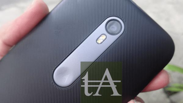 Motorola Moto G3 2015 Camera