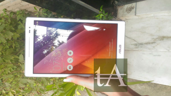 Asus ZenPad 8 Display