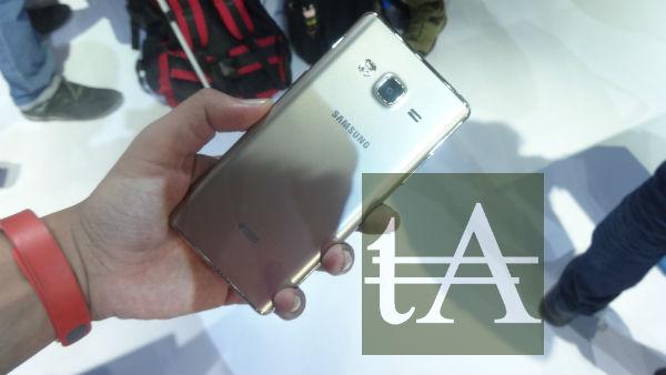 Samsung Z3 Back