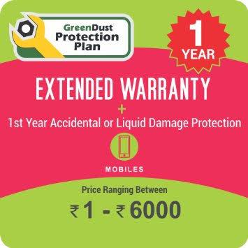 GreenDust Extended Warranty
