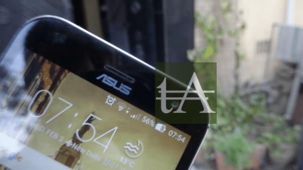 Asus-ZenFone Zoom Front Camera