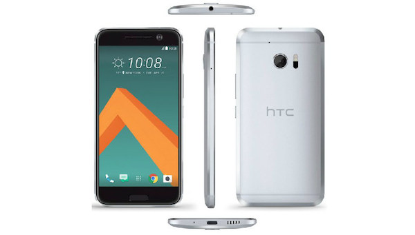 HTC 10 Press Render Leak Image