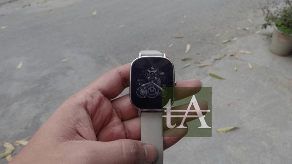 Asus ZenWatch 2 Home Screen