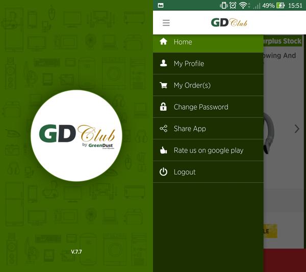 GD Club App
