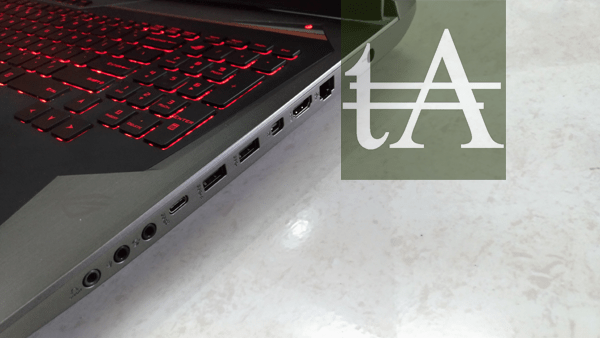 asus rog g752vy right side ports