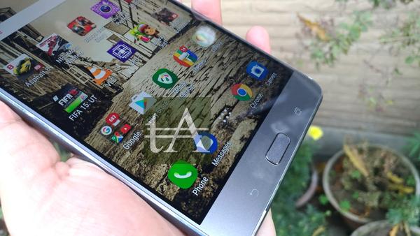 Asus Zenfone 3 Ultra Finger Print