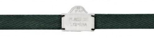 Bracelet vert Place de l'Opéra