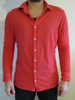 chemise paul framboise les garcons faciles