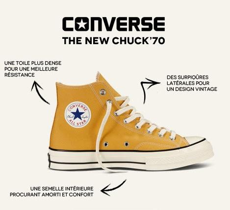 converse chuck'70