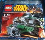 lego star wars - anakin s jedi intercepter