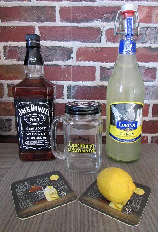 lynchburg lemonade by jack daniel 39 s tendance au masculin. Black Bedroom Furniture Sets. Home Design Ideas