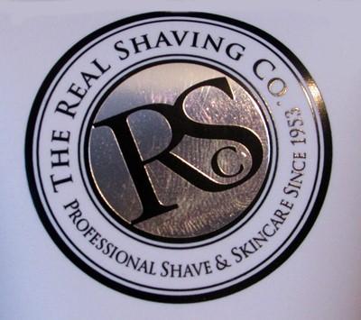 real shaving co logo